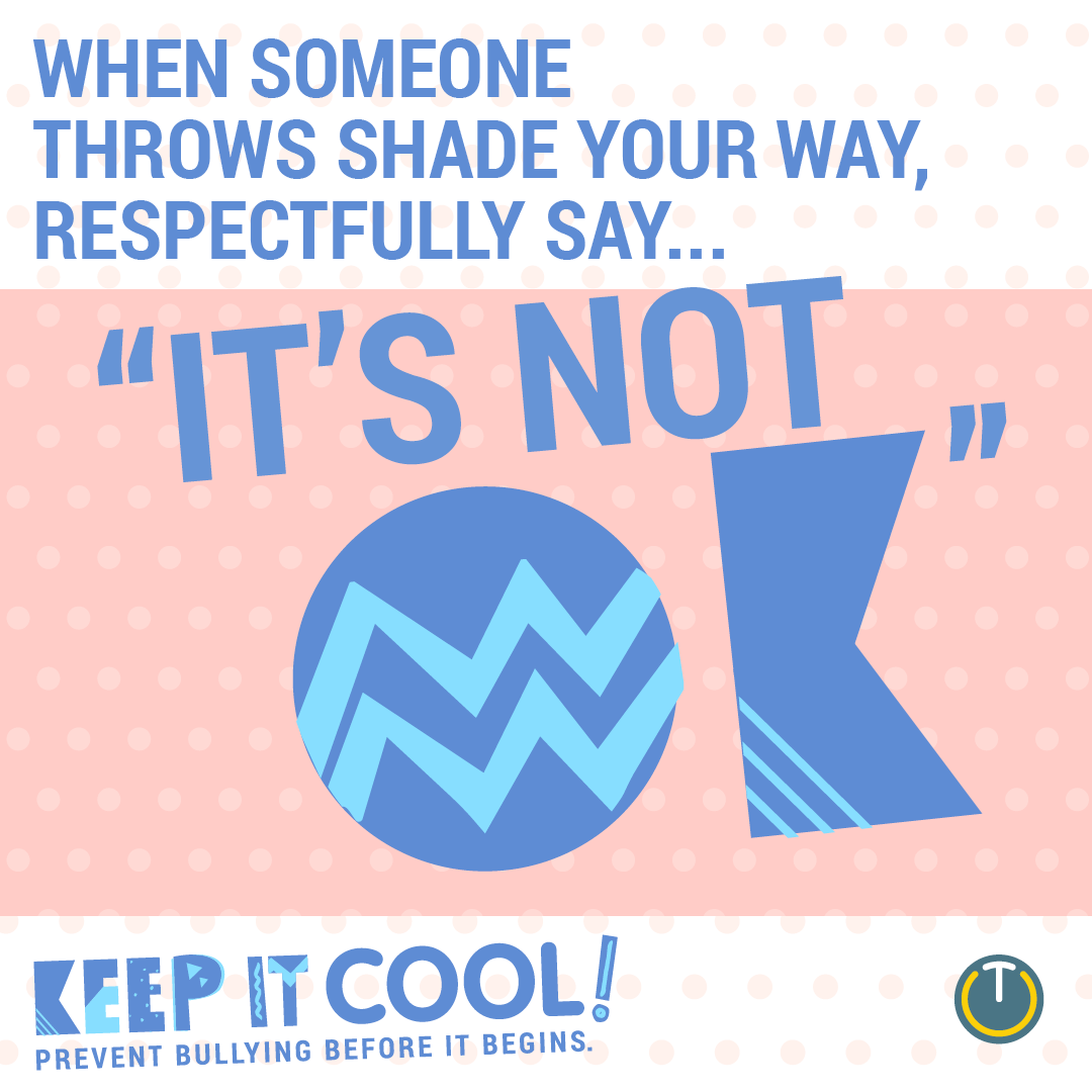 Keep It Cool Tile