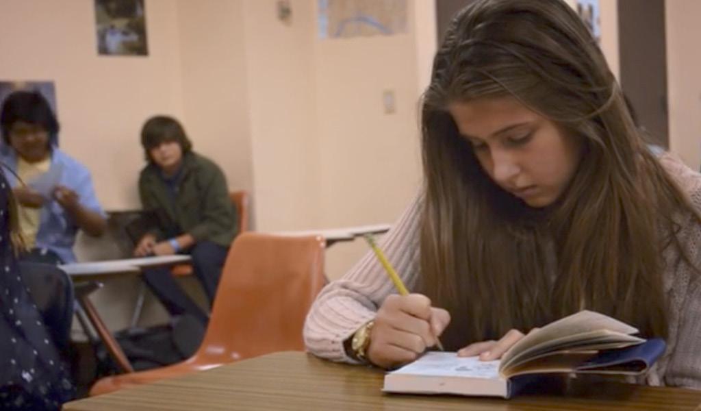 Still from Francesca Murdoch's short film