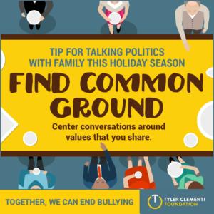 Find Common Ground