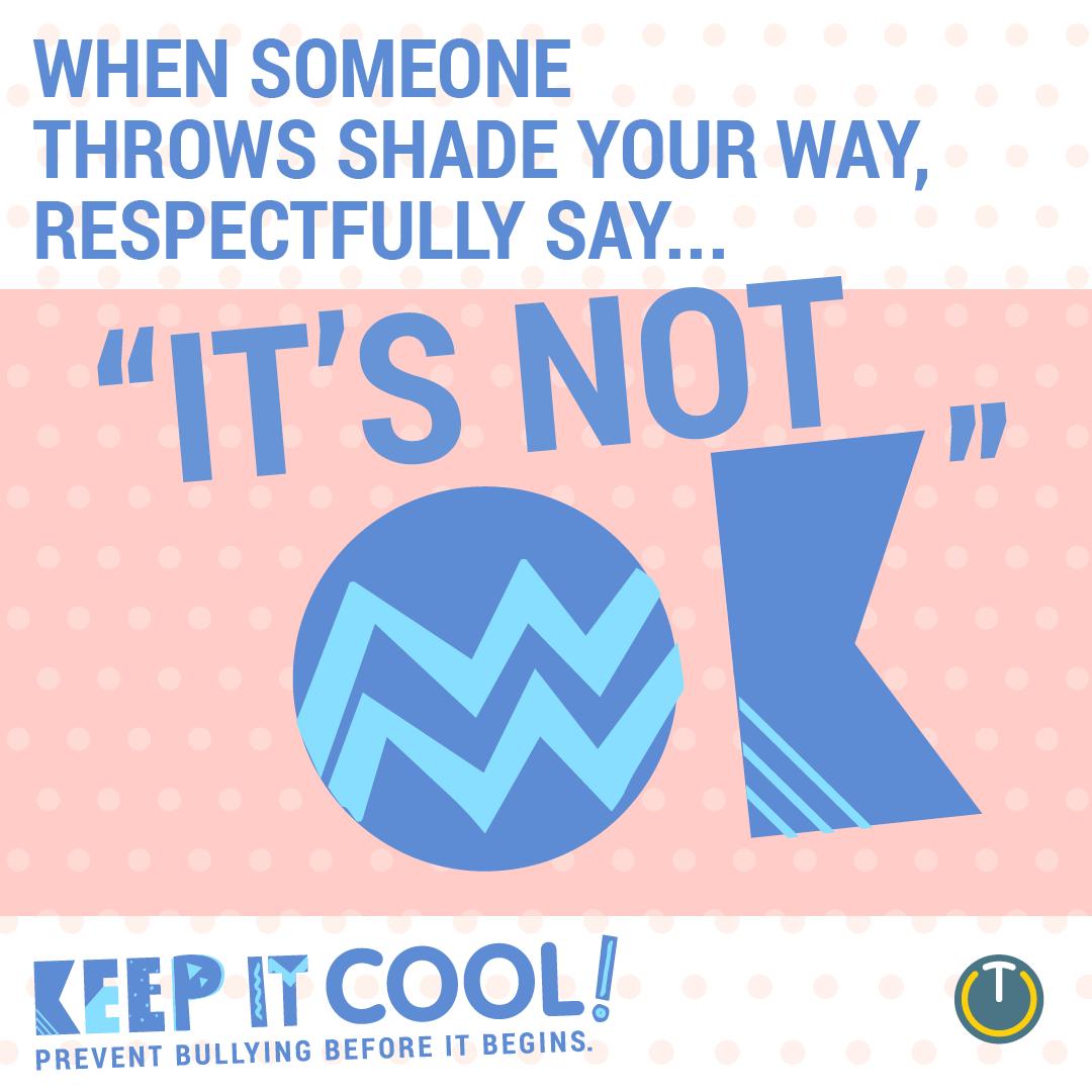 Keep It Cool Tile
