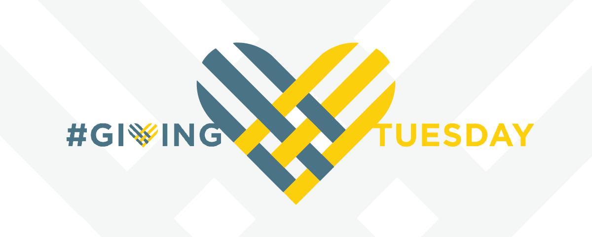 Giving Tuesday on November 28, 2017