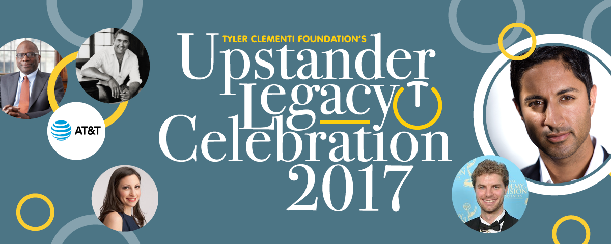 Tyler Clementi Foundation's Annual Upstander Legacy Celebration