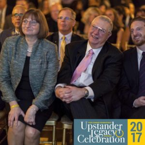 Jane Clementi, Joseph Clementi and James Clementi