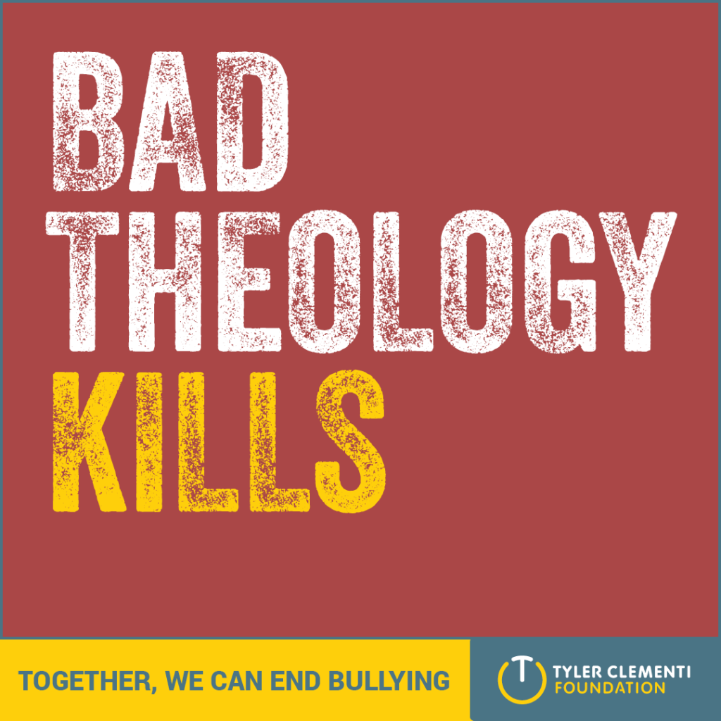 Bad Theology Kills