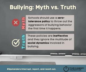 Bullying Myth vs. Truth
